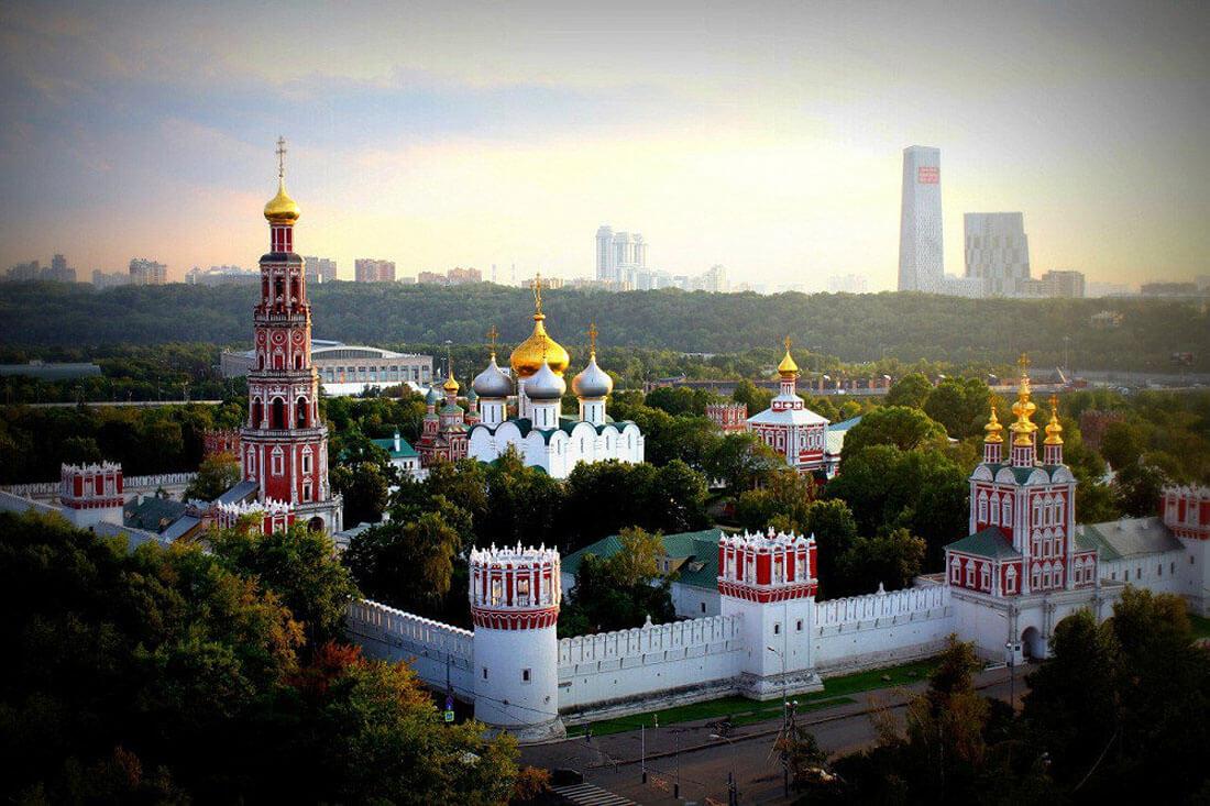 """ООО """"Ключъ"""" Новодевичий монастырь г. Москва"""
